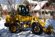ふじ企画の除草除雪
